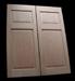 Paneld Oak Swinging Doors - Standard